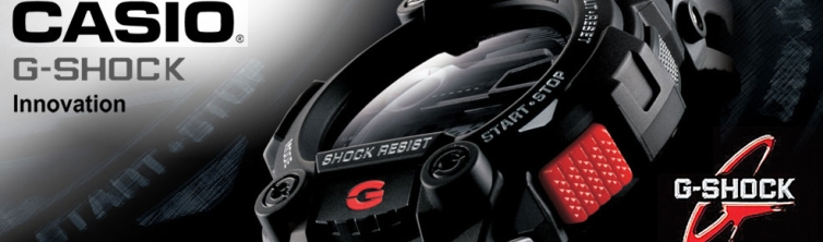 G-Shock имидж