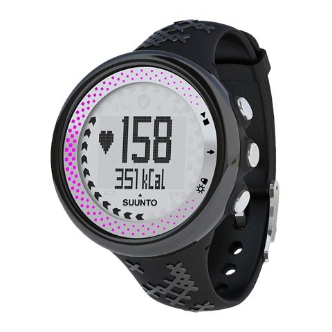Купить Часы Suunto M5 WOMEN BLACK/SILVER
